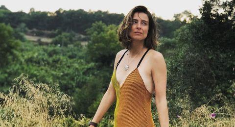El Desnudo Más Sensual Y Reivindicativo De Sandra Barneda