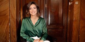 La presentadoraSandra Barneda
