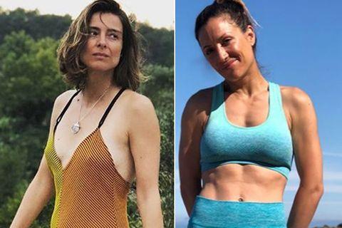 Así está siendo el ''verano del amor'' de Sandra Barneda y Nagore Robles.