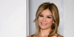 Sandra Golpe presenta 'Antena 3 Noticias'