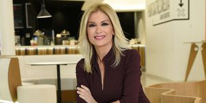 Sandra Golpe presentadora de Antena 3 Noticias