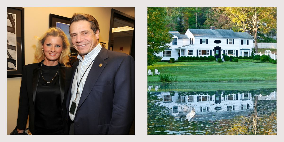 See Inside Andrew Cuomo and Sandra Lee's Charming Westchester Home