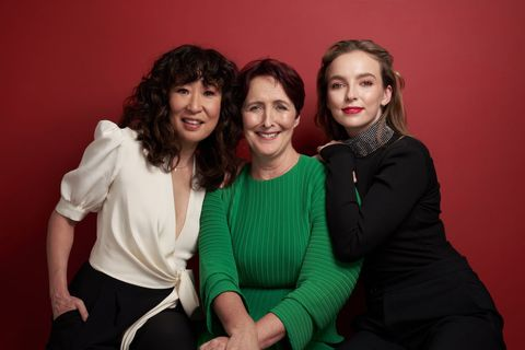 Killing Eve -2019 Winter TCA Getty Images Portrait Studio