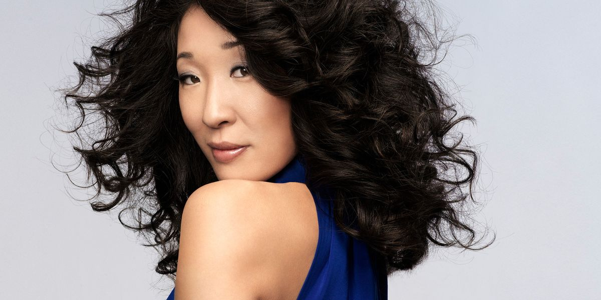 Sandra Oh Just Became the First Asian Woman Nominated for a Best Actress Emmy