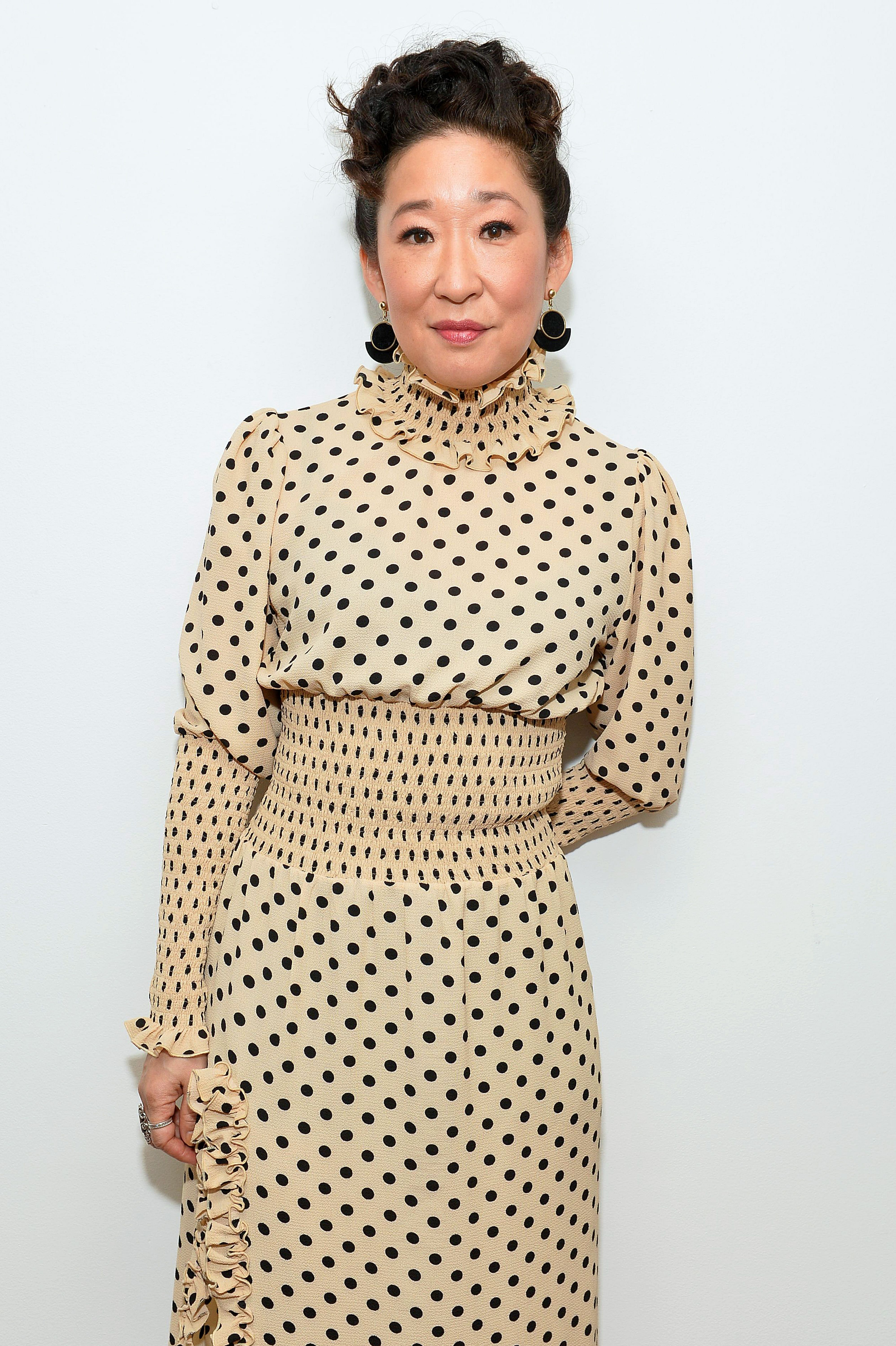 Sandra Oh's Skincare Routine Is Just Four Easy-To-Copy Steps
