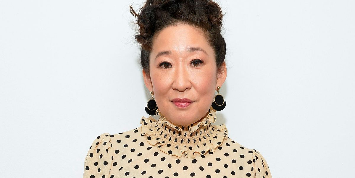 Sandra Oh Has Barely Aged Since 'Grey's Anatomy' Because Of This At-Home Device