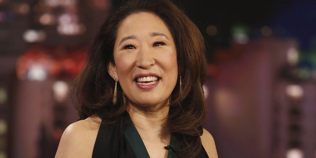 """La verità di Sandra Oh: """"La tv è come un essere vivente: non sai mai che fine farà il tuo personaggio"""""""
