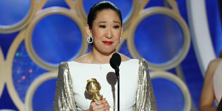 Sandra Oh, Golden Globes