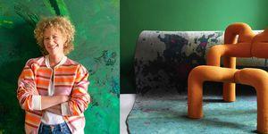 ELLE Decoration vraagt wekelijks de vooruitstrevende designers het hemd van het lijf. Dit keer: Sandra Planken.