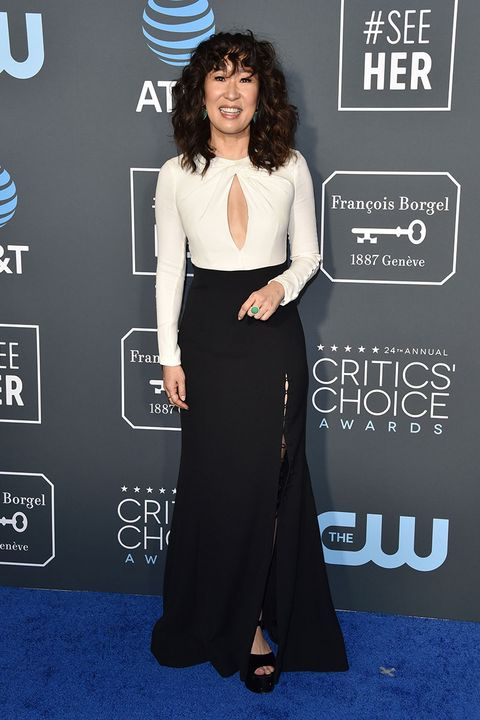 Critics' Choice Awards, red carpet