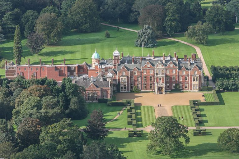 Sandringham Estate History Inside Queen Elizabeth