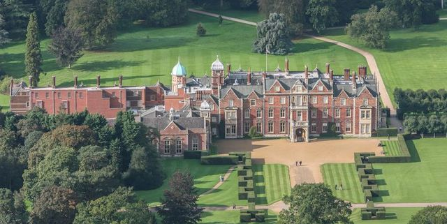 Sandringham Estate History - Inside Queen Elizabeth II's Private Castle