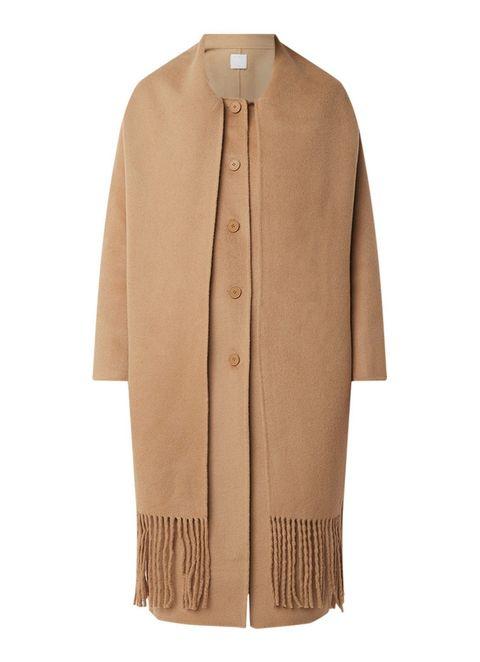 Wonderbaarlijk De acht mooiste camel coats voor dit seizoen ZM-46