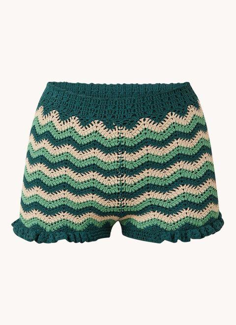 sandro gehaakte crochet short