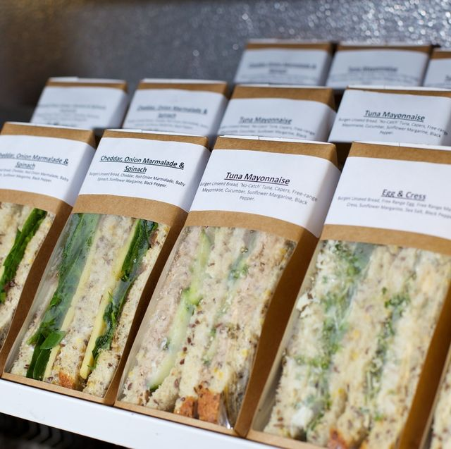 supermarkets to trial plasticfree sandwich packs in new eco initiative