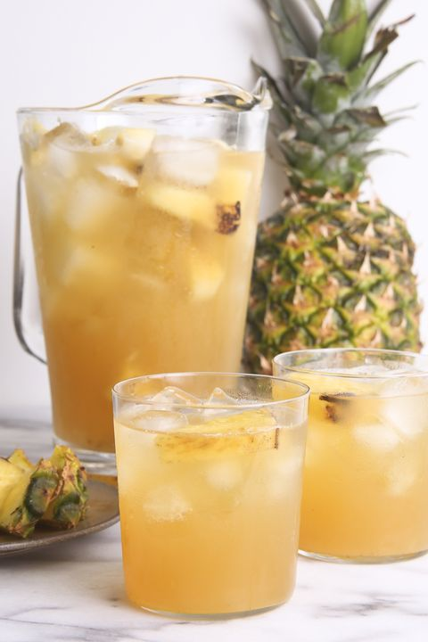 Food, Pineapple, Ananas, Drink, Juice, Sour mix, Alcoholic beverage, Ingredient, Punch, Cocktail,