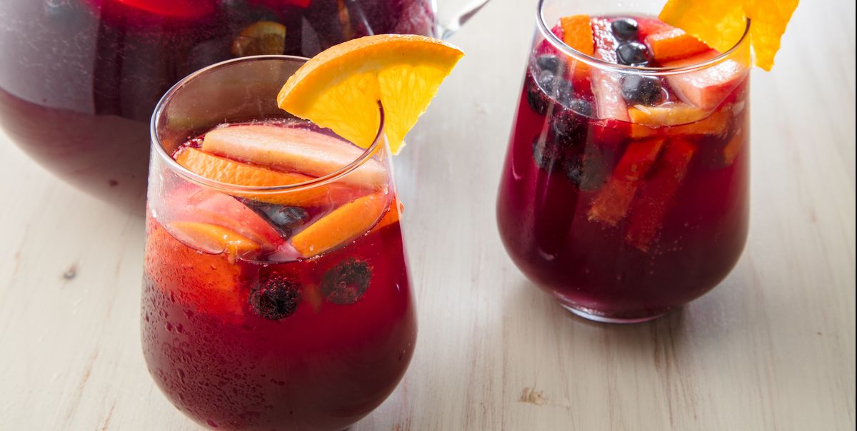 Best Red Wine Sangria Recipe How To Make Easy Sangria
