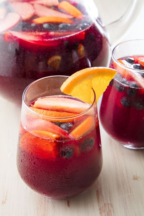 30 best sangria recipes how to make easy homemade sangria delish image parker feierbach red sangria thecheapjerseys Choice Image