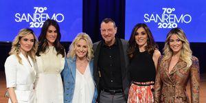 Amadeus e il sessismo della tv italiana da Sanremo in giù