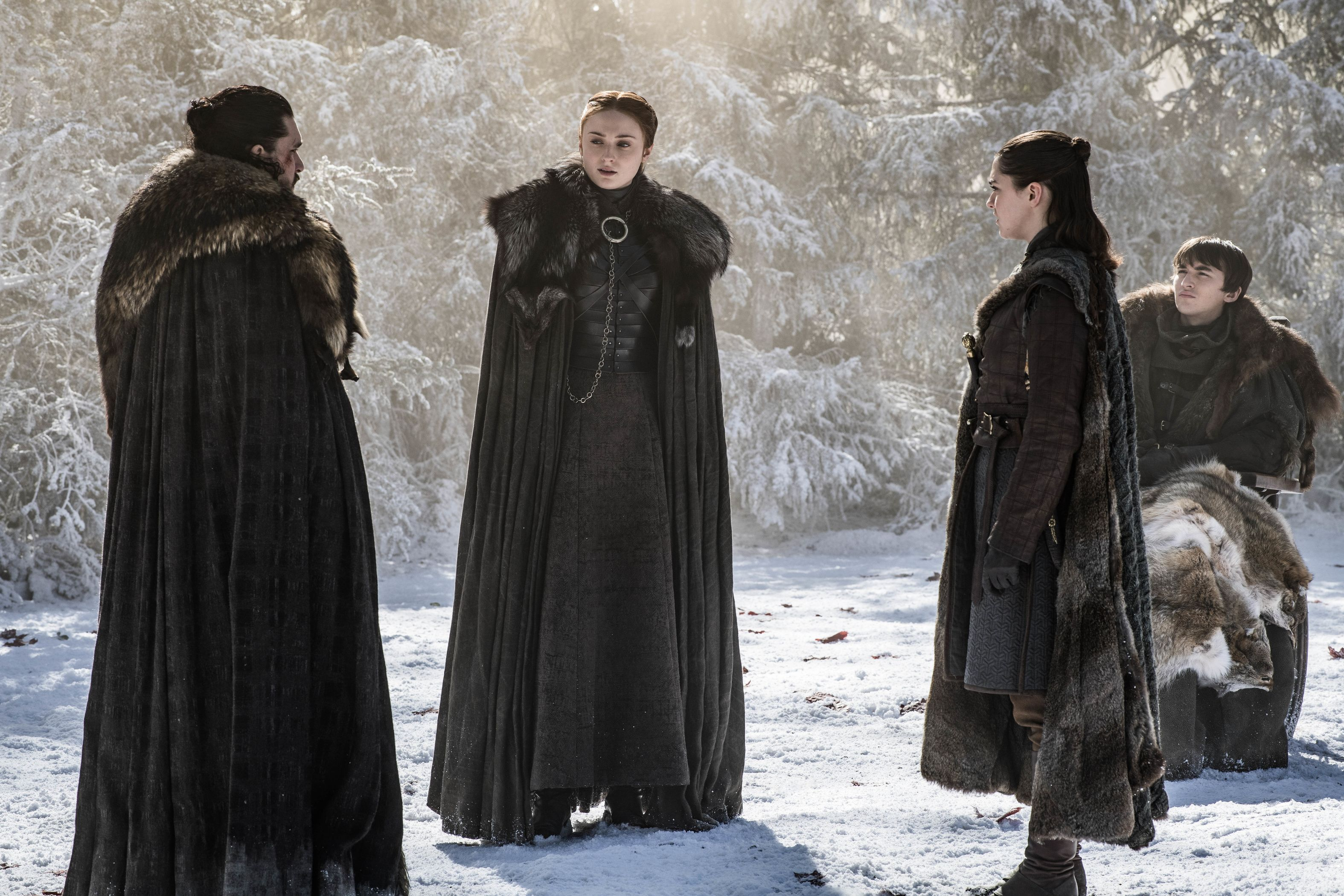 Sansa Stark Is Game of Thrones' Greatest Survivor