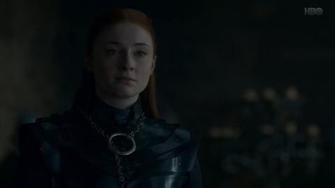 Juego de Tronos Sansa Reencuentro - Temporada 8 Capítulo 2
