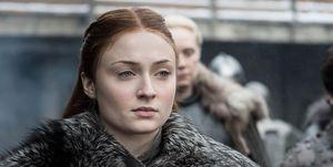 Sansa Stark - Game of Thrones finale