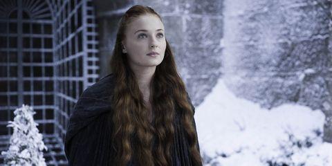 Sansa Stark Sophie Turner Game of Thrones