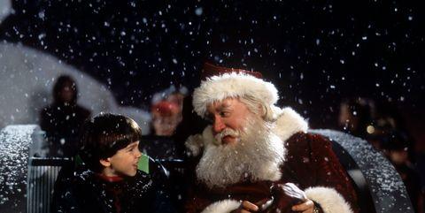 The Santa Clause Fan Theory