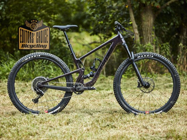 Best Trail Bike 2020.Tallboy C R