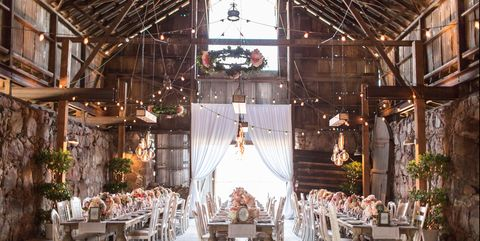 best fall wedding venues