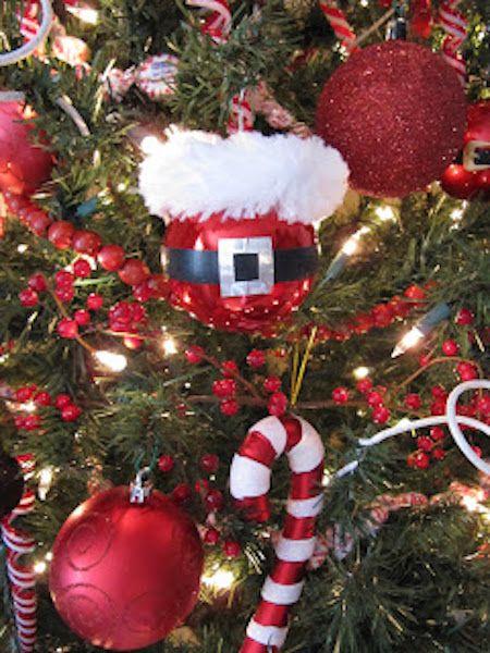 42 Homemade Diy Christmas Ornament Craft Ideas How To Make Holiday Ornaments