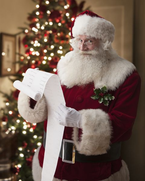 christmas facts santa claus origins