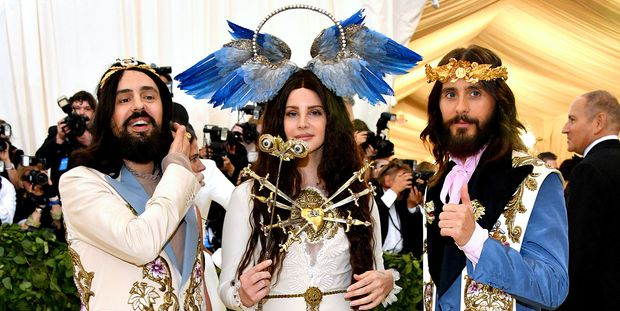 jared leto memes gala met 2018 jesucristo