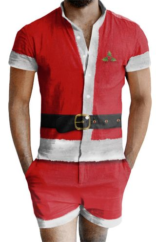 6c8fd9666a6b The Ugly Christmas Romper Is the New Worst Thing About the Holidays