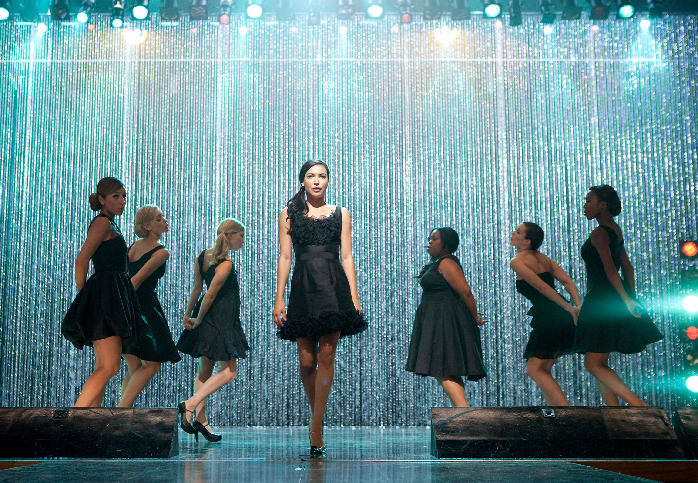 Glee Stars Honor Naya Rivera Amid News of Her Death