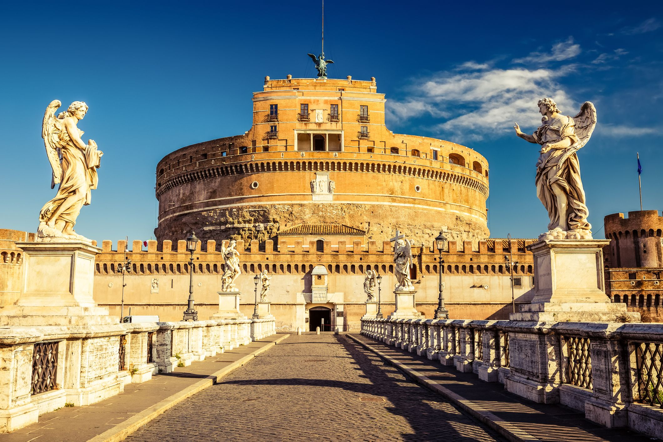 The Secrets of Castel Sant'Angelo, A Fortress Hiding the History of Rome