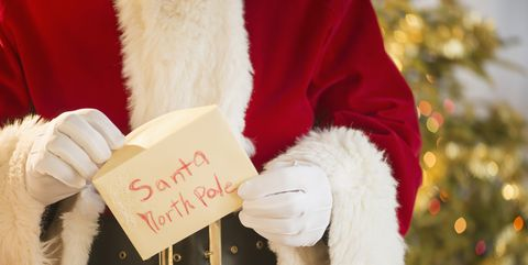 White, Fur, Red, Christmas, Santa claus, Pink, Fur clothing, Fictional character, Textile, Outerwear,
