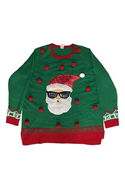 1bea163509 22 Ugly Christmas Sweater Ideas to Buy and DIY - Tacky Christmas Sweaters  for Women