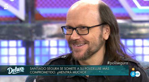 Santiago Segura, Sábado Deluxe, Deluxe, Sálvame, Santiago Segura películas, Padre no hay más que uno