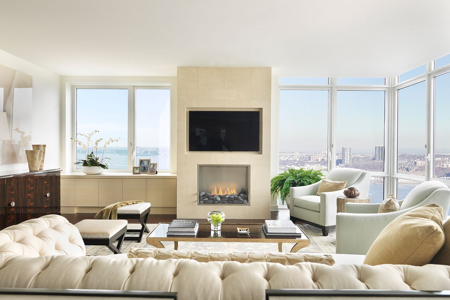 Good High Style Living Rooms