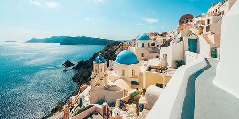 Santorini — Greece