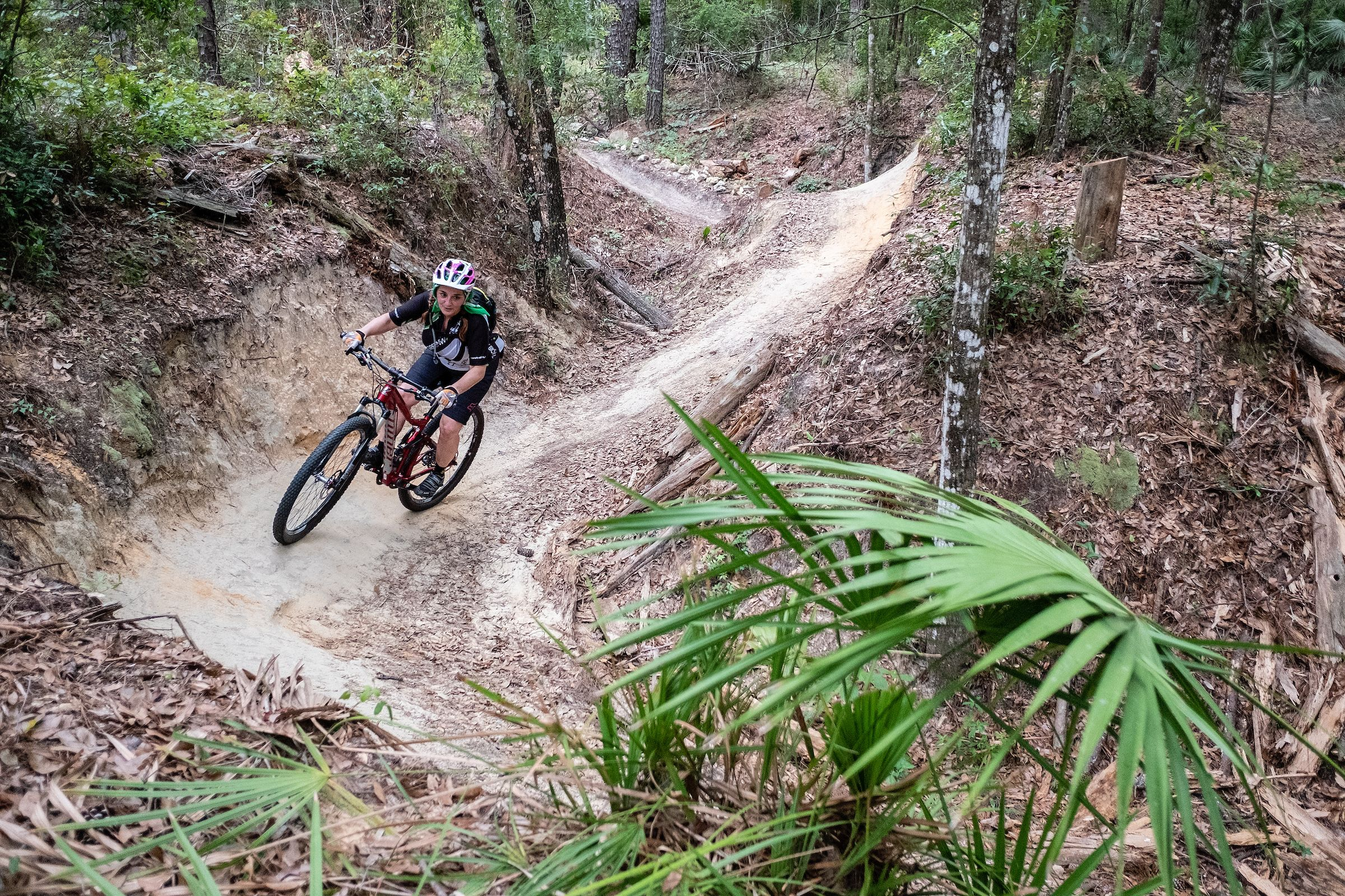 santos mountain bike park