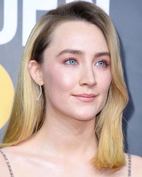 Golden Globe Awards - best hair and make up