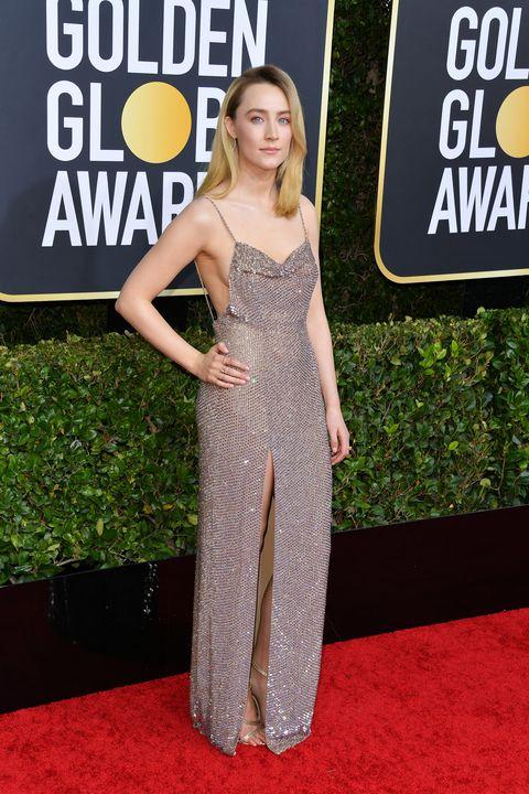 77th Annual Golden Globe Awards - Arrivals ゴールデングローブ賞、シアーシャ・ローナン