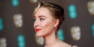 Saoirse Ronan BAFTAs 2020 makeup