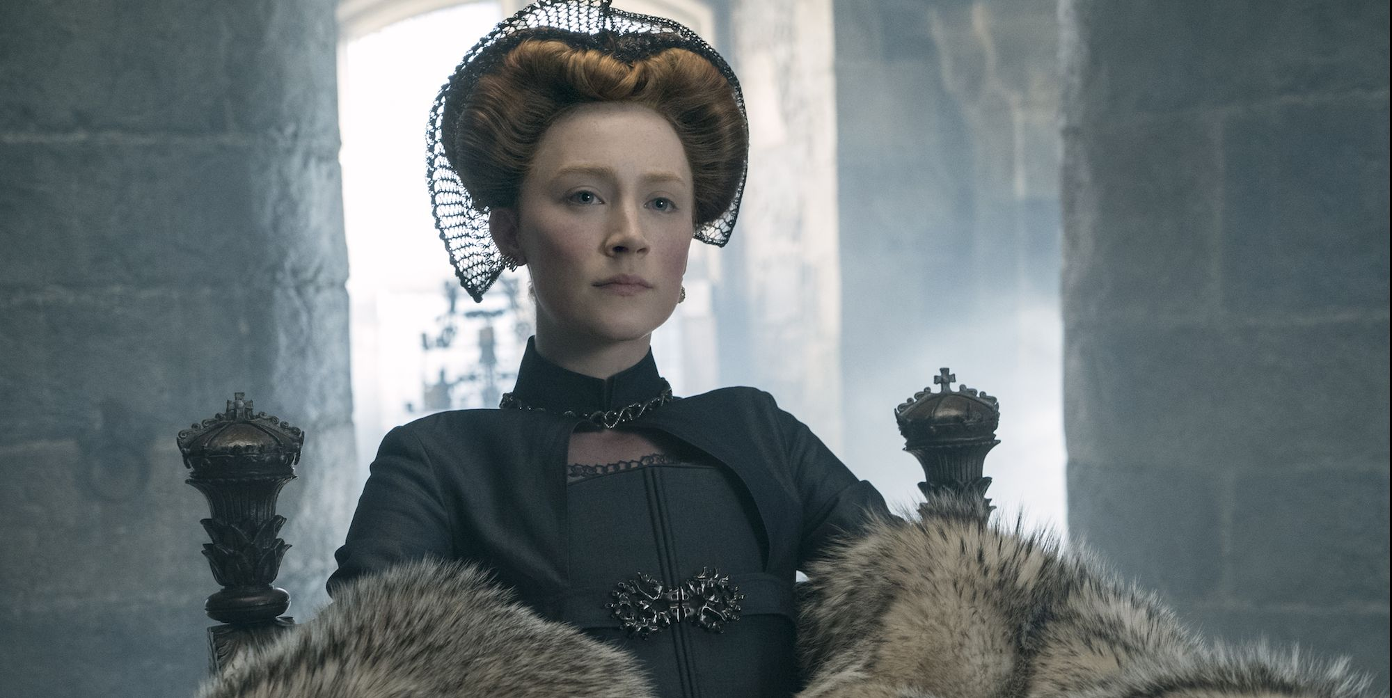 """Saoirse Ronan in """"Mary Queen of Scots"""""""