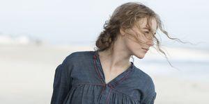 Saoirse Ronan en Mujercitas