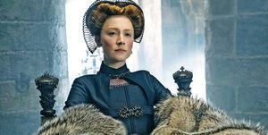 Saoirse ronan maria reina de escocia
