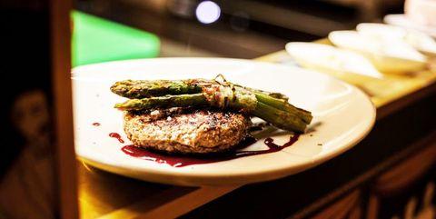 Food, Dish, Cuisine, Ingredient, Comfort food, À la carte food, Meat, Steak, Produce, Recipe,