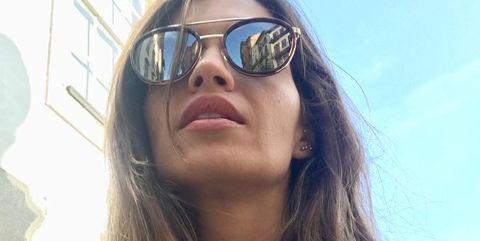 2270d072b2 Estas son las gafas de sol que van a llevar todas - Las famosas ya ...